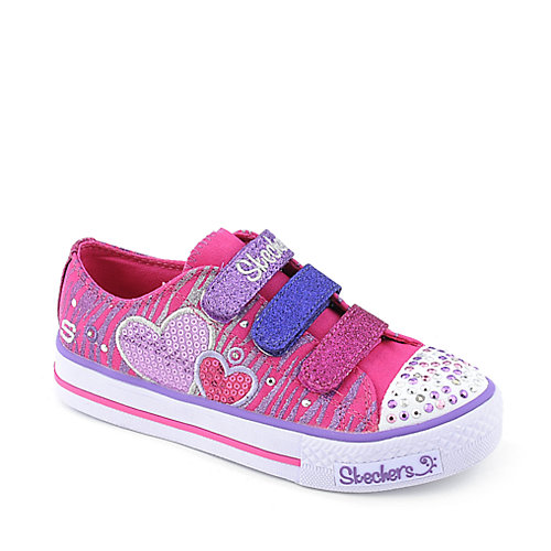 Skechers Kids Shuffles-Triple Time