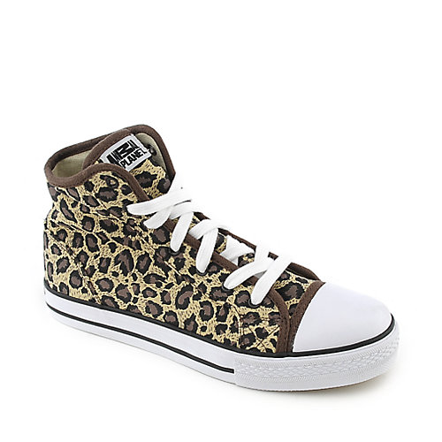 Animal Cheetah Simple Brown