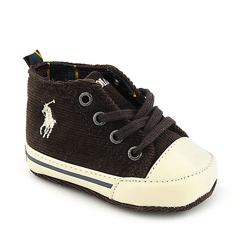 Polo Ralph Lauren Infant Chocolate University Hi