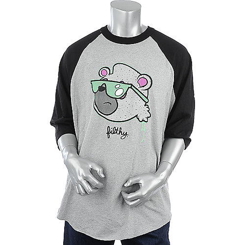 Filthy Dripped Men Filth Yeezy Bear Tee