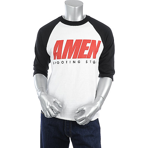 Shooting Star Clothing Amen Raglan