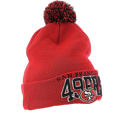 New Era Caps San Francisco 49ers Knit Cap