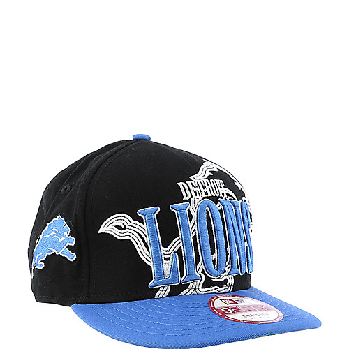 New Era Caps Detroit Lions Cap
