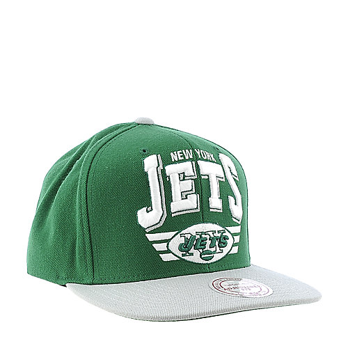 Mitchell and Ness New York Jets Cap