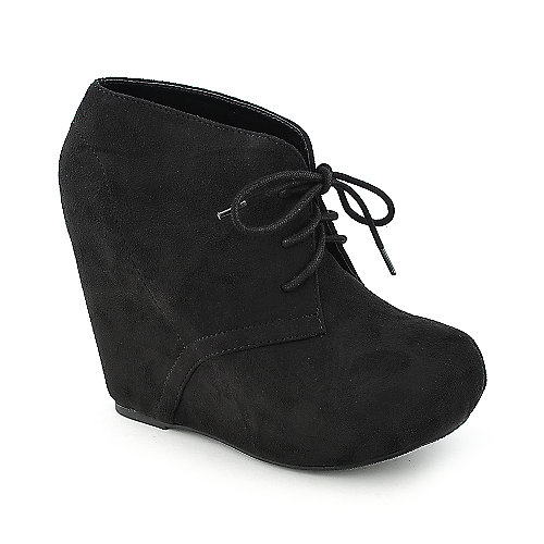 soda pager s s black ankle bootie shiekh shoes