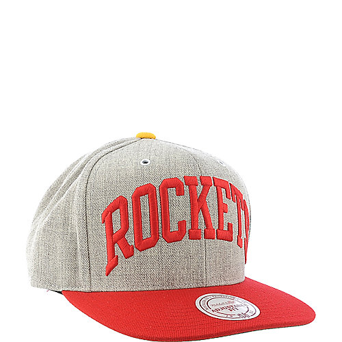 Mitchell and Ness Houston Rockets Cap