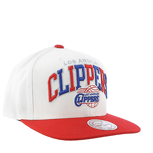 Mitchell and Ness Los Angeles Clippers Cap