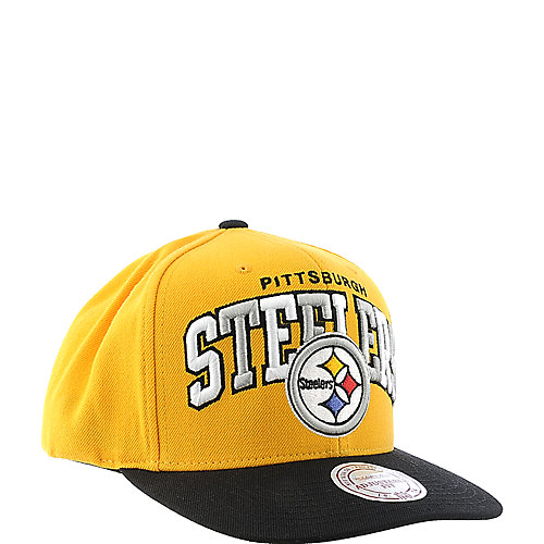 Mitchell and Ness Pittsburgh Steelers Cap