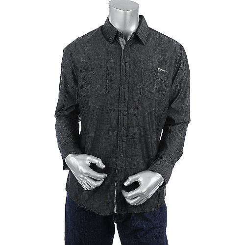 Jordan Craig Mens Long Sleeve Woven Shirt