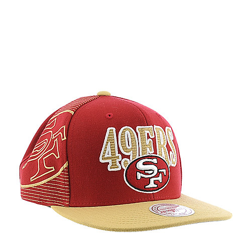 Mitchell and Ness San Francisco 49ers Cap