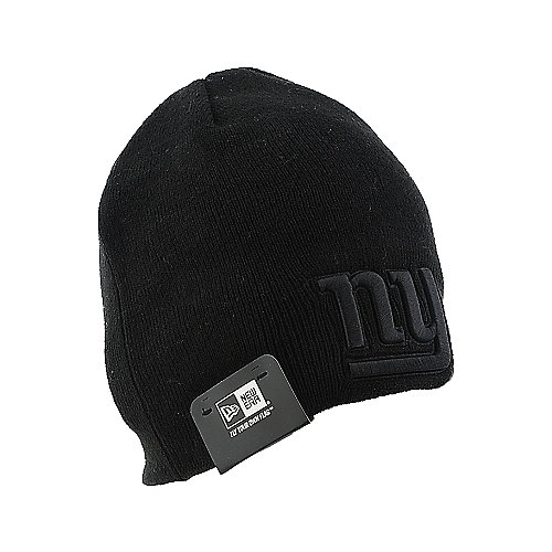 New Era Caps New York Giants Knit Cap