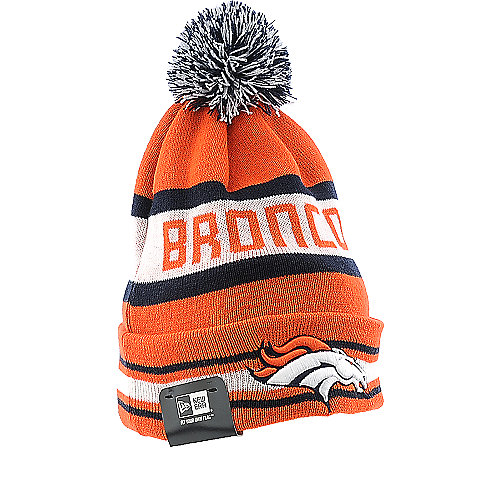 New Era Caps Denver Broncos Knit Cap
