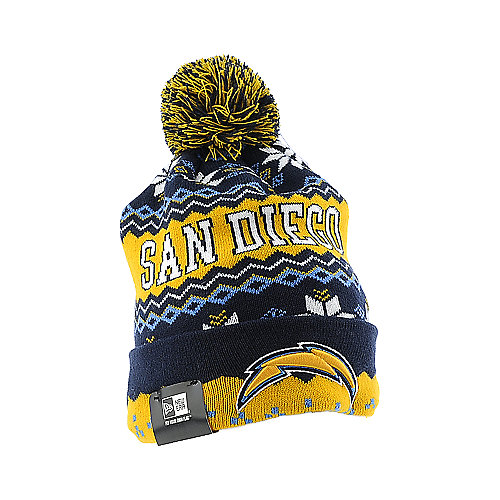New Era Caps San Diego Chargers Knit Cap