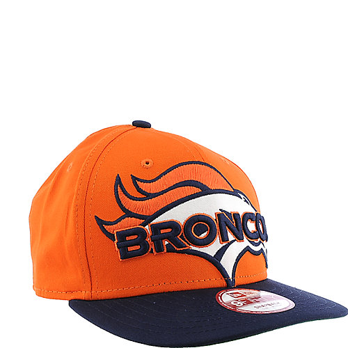 New Era Caps Denver Broncos Cap