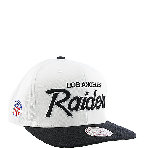 Mitchell and Ness Los Angeles Raiders Cap