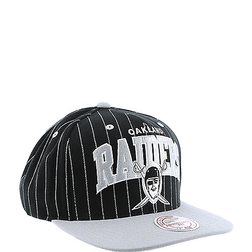 Mitchell and Ness Oakland Raiders Cap
