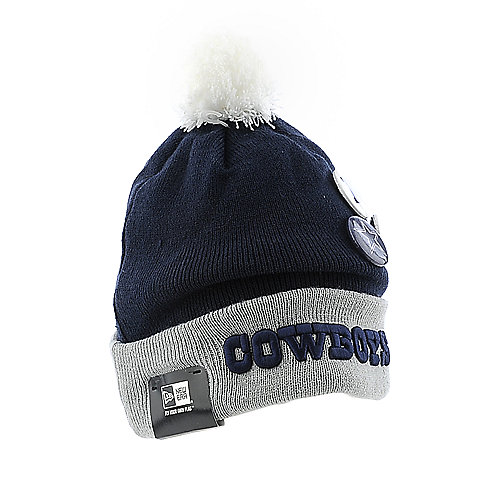 New Era Caps Dallas Cowboys Knit Cap
