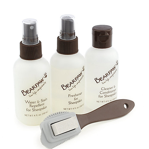 Bearpaw Bearpaw Shoe Care Kit
