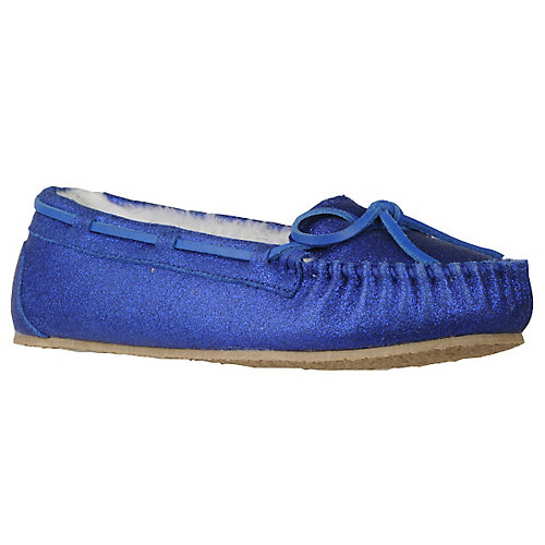 Lugz Laurel Spark  Blue Shoes