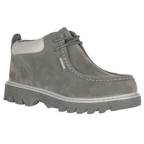 Lugz Fringe Charcoa Dress Boots Grey
