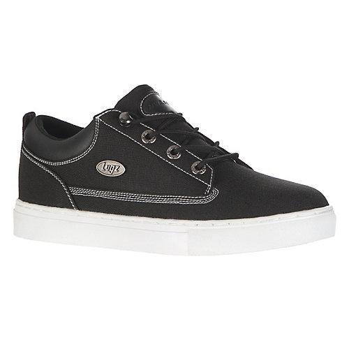 Lugz Gypsum Lo Ripstop Sneaker Black