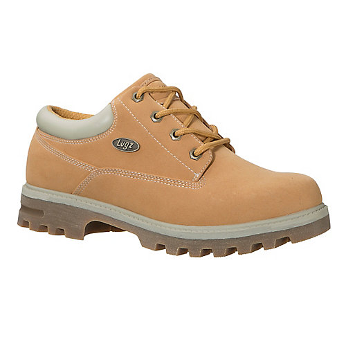 Lugz Mens Casual Boot Empire Lo WR Dress Boots Tan