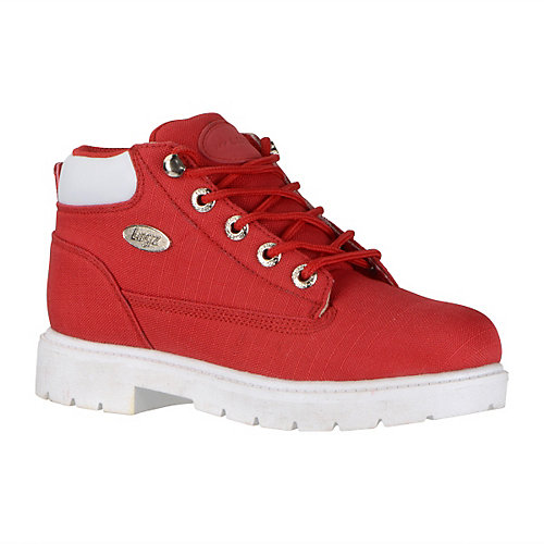 Lugz Shifter Ripstop Red