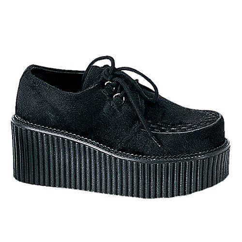 Demonia Creeper Black Costume Shoes