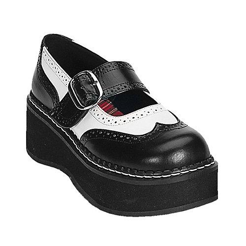 Demonia Emily Black Costume Shoes