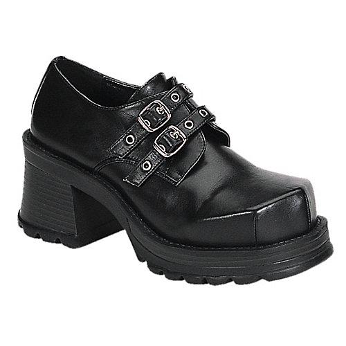 Demonia Trump Black Costume Shoes