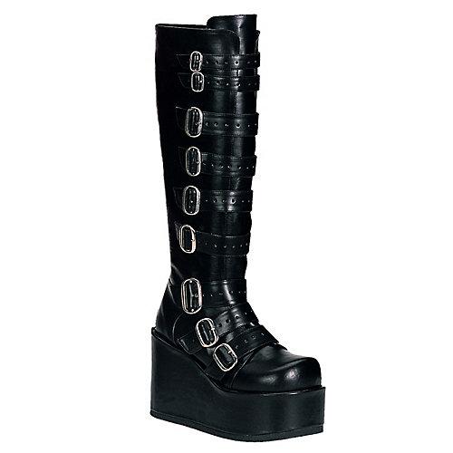 Demonia Concord Black Costume Shoes