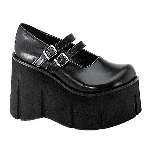 Demonia Kera-08 Black Costume Shoes