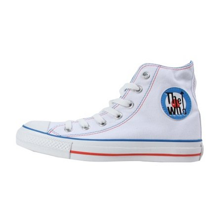 Chuck Taylor All Star Who Logo Hi