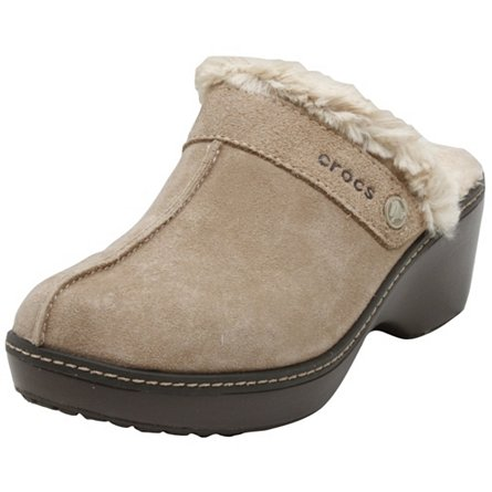 Crocs Cobbler Leather Clog