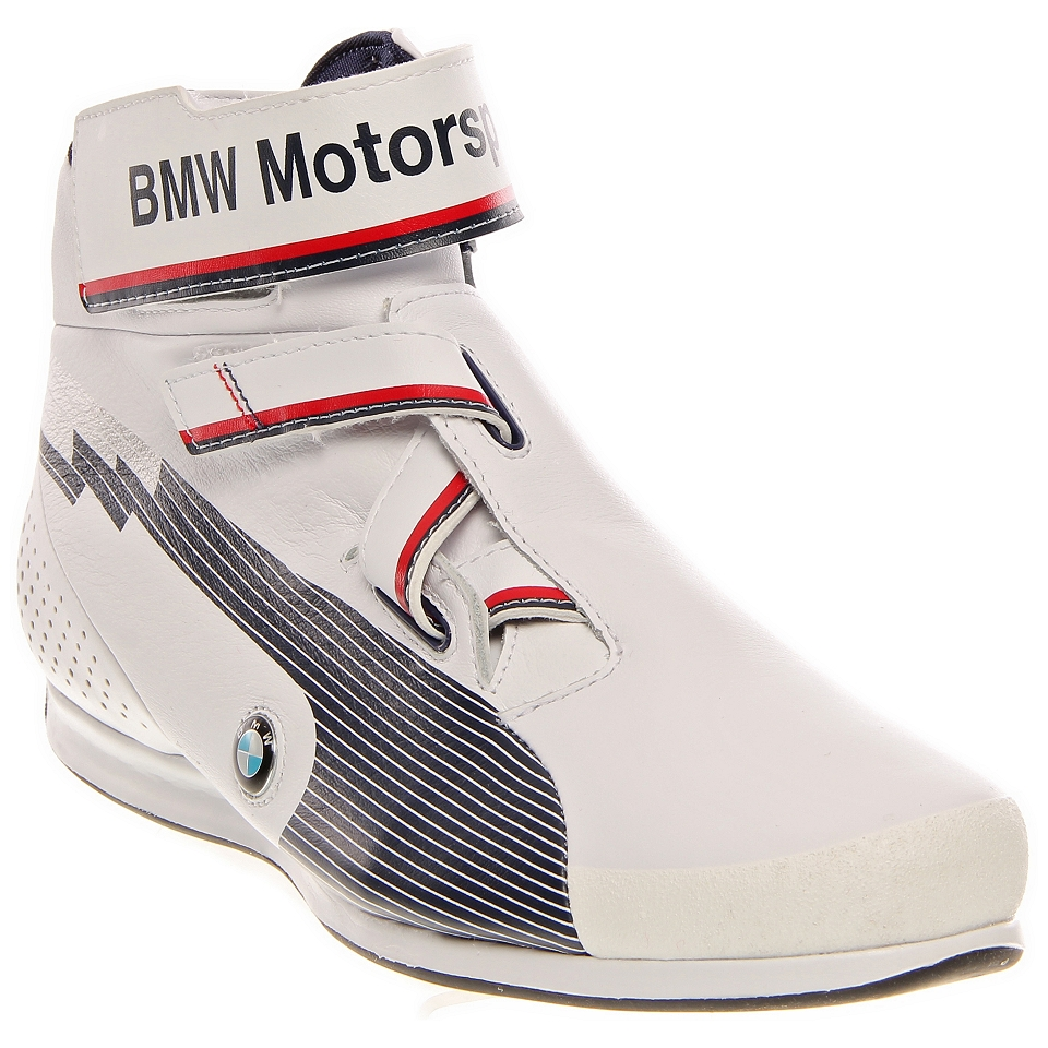 de4e31e0591a Puma evoSPEED Mid BMW Motorsport 304172 01 Driving Shoes on PopScreen