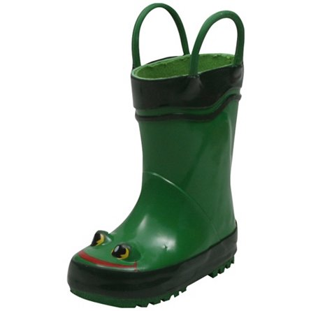 Western Chief Frog Rainboot (Toddler)