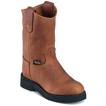 Justin Boots Workboots Copper Caprice