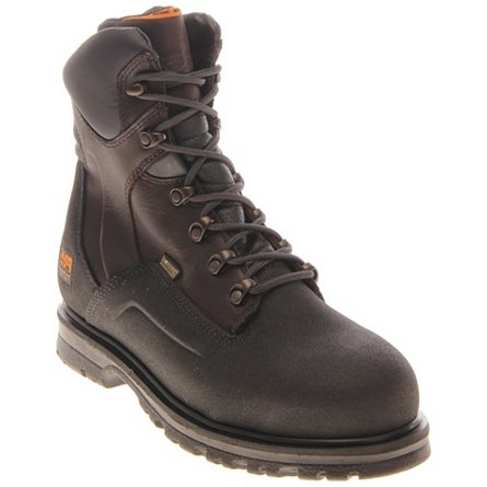 "Timberland Pro PowerWelt Waterproof 8"" Steel Toe"