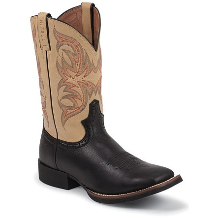 Stampede™ Black Deer Tan Cow