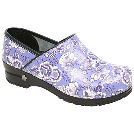 Sanita Clogs Koi Sunshine Rose