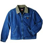 Dickies Apparel Enzyme Washed Denim Jacket - 780-SDD