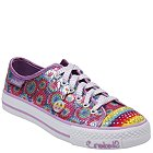 Skechers Shuffles - Supreme Gleam(Toddler/Youth) - 83449L-LVMT