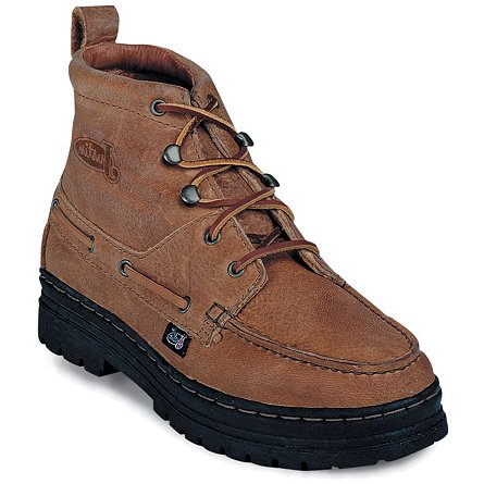 Justin Boots Casuals Copper Grizzly Chukka