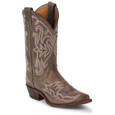 Justin Boots Bent Rail™ Chocolate Ponteggio