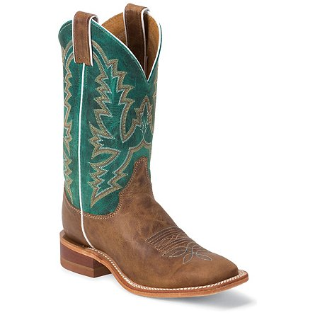 Justin Boots Bent Rail America Burnished Tan