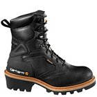 "Carhartt 8"" Waterproof Logger Soft Toe - CML8121"