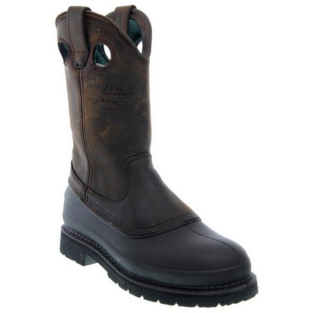 "Georgia Boots 12"" Muddog Pull On"