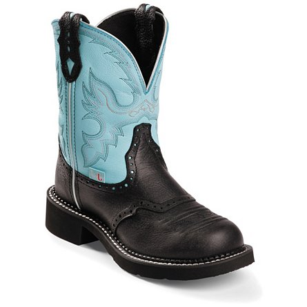Justin Boots Justin Gypsy® Black Deer Cow