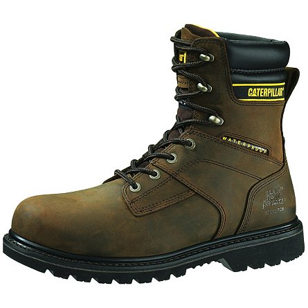 "CAT Footwear Salvo 8"" Waterproof Steel Toe"