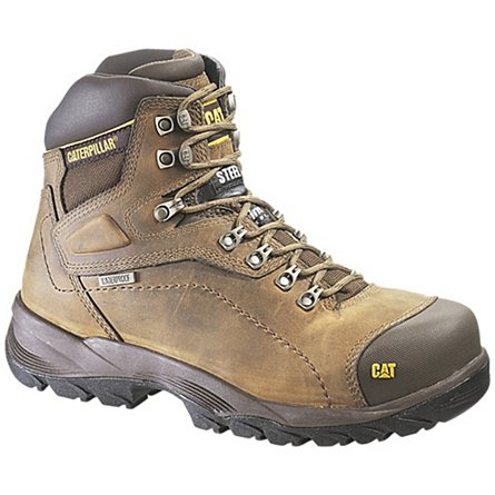 CAT Footwear Diagnostic Hi Waterproof Steel Toe